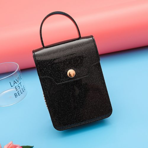 Tas Jelly Wanita Tiny Button