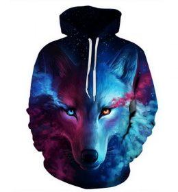Sweater Hoodie Anjing 3 Dimensi Import Terlaris