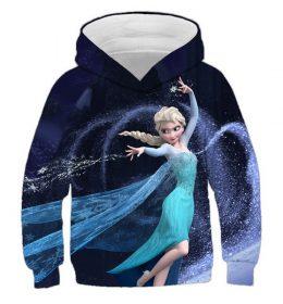 Hoodie Sweater Cewek 3 Dimensi Import