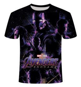 Kaos 3 Dimensi Avengers Endgame Import