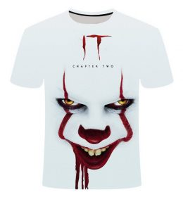 Kaos 3 Dimensi IT Chapter Two Import