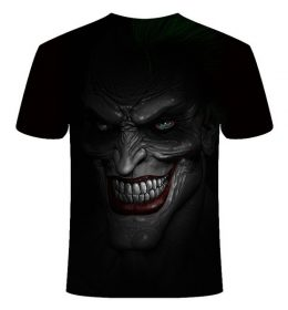 Kaos 3 Dimensi Monster Joker Import