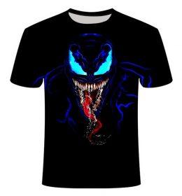 Kaos 3 Dimensi Monster Venom Import