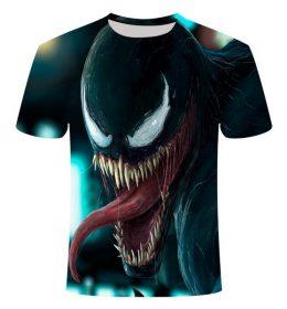 Kaos 3 Dimensi Monster Venom Verse Import