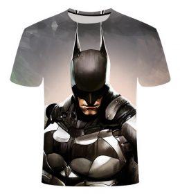 Kaos 3 Dimensi Tokoh Batman Import