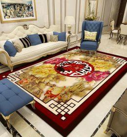 Karpet Mewah Super Premium Asli Import Termurah