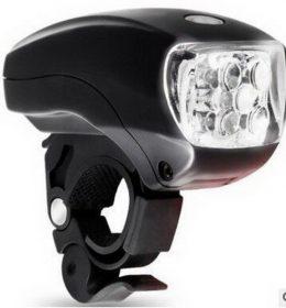 Lampu Sepeda Gunung 5W Sorot Panjang Import