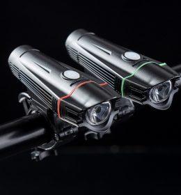 Lampu Sepeda Sporty Tahan Air Import