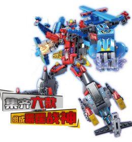 Lego Karakter Robot Asli Import