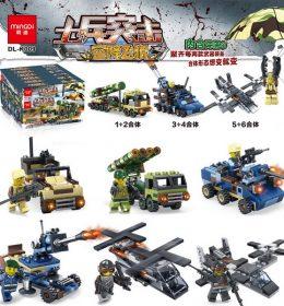 Lego Kendaraan Militer Import Termurah