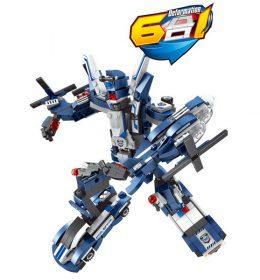 Lego Kendaraan Polisi Asli Import