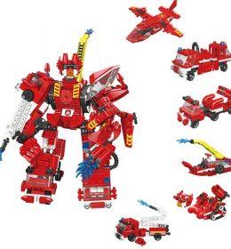 Mainan Anak Mecha Robot Import