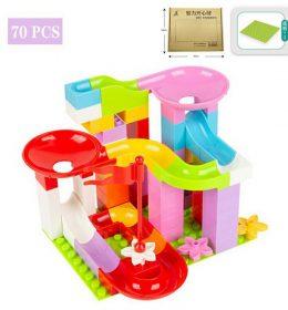 Mainan Lego Ukuran 53, 55, 70 Blok Import Tabel Bangunan Yang Kompatibel
