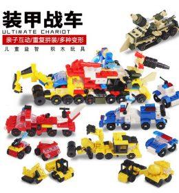 Mainan Lego 16 Blok Kendaraan