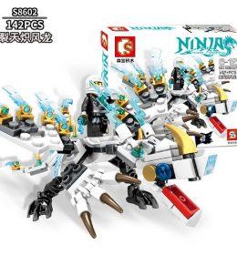 Mainan Lego Naga Import Bekualitas