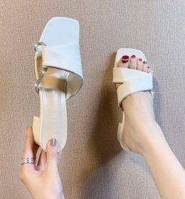 Sandal Fashion Wanita Import Anti Selip