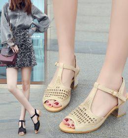 Sandal Import Bertumit Tinggi 2020