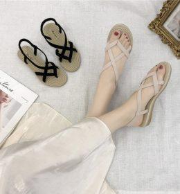 Sandal Wanita Import Cocok Untuk Kuliah