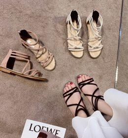Sandal Wanita Import Nyaman DI Pakai