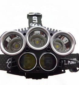 Senter Kepala 5 LED Asli Import Jangan Di Klik