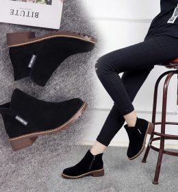 Sepatu Boots Wanita Kece Banget