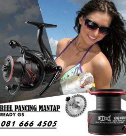 Toko Alat Reel Pancing Laut GS 2000 - 6000