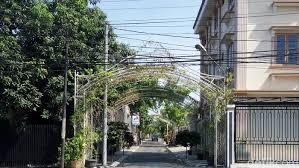 Kediaman Rumah Presiden Joko Widodo di Solo Surakarta