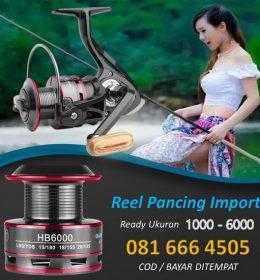 Reel Pancing Import Termurah HB 1000-6000