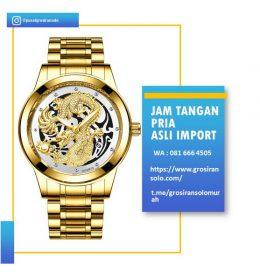 Jam Tangan Import Motif Naga