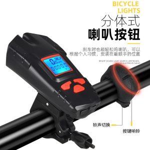 Lampu Depan Sepeda LED Import Terlaris