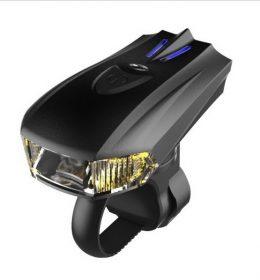 Lampu Depan Sepeda Super Canggih Import