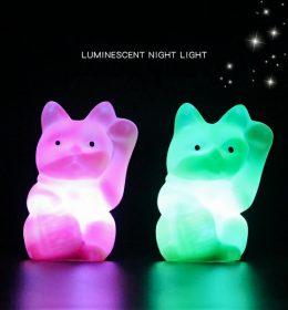 Lampu Kamar Tidur Import Model Kucing Terbaru