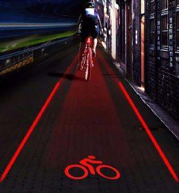 Lampu Sepeda Import Model Unik Termurah