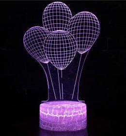 Lampu Tidur Model Balon Import Terbaru