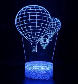 Lampu Tidur Model Balon Udara Import Terbaru