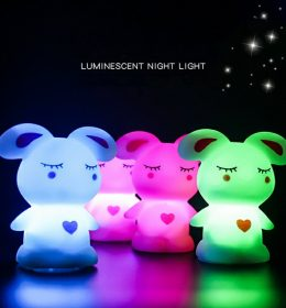 Lampu Tidur Model Boneka Lucu Import Terbaru