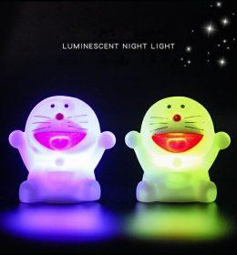 Lampu Tidur Model Doraemon Import Terbaru