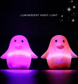 Pre Order Lampu Tidur Model Pinguin kutub Import Terbaru
