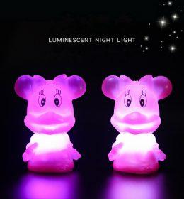 Lampu Tidur Model Sapi Lucu Import Terbaru