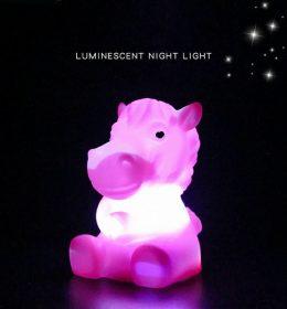 Lampu Tidur Model Unicorn Lucu Import Terbaru