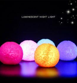Lampu Tidur Motif Klasik Import Terlaris