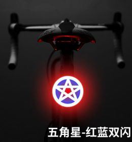 Lampu USB Sepeda Import Terbaru