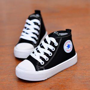 Sepatu Sekolah Anak Import Model Tinggi