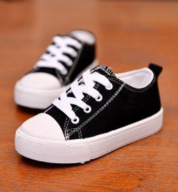 Sepatu Sekolah Anak Model Pendek Import
