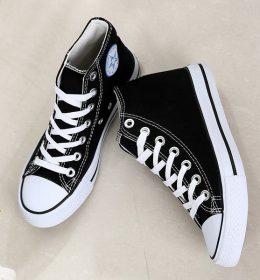 Sepatu Sekolah Model Tinggi Import Terlaris