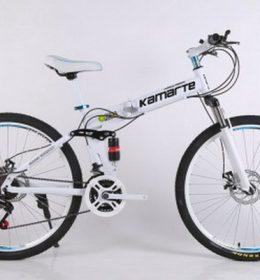 Sepeda MTB Putih 30 Speed Import