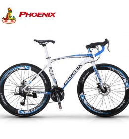 Sepeda Phoenix 700C 27 Speed Asli Import