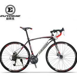 Sepeda Road Bike Import EuroBike Model 1 27 Speed