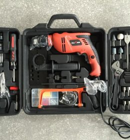 Tool Kit Set Lengkap Import
