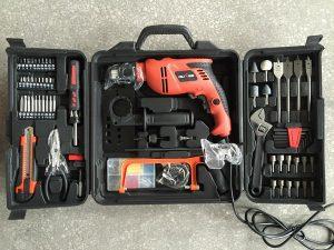 Tool Kit Set Lengkap Import